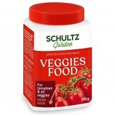 SCHULTZ Veggies Food (Pomidorams ir Daržovėms), 350g