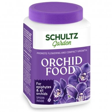 SCHULTZ Orchid Food (Orchidėjoms), 350g