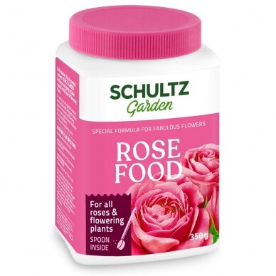 SCHULTZ Rose Food (Rožėms), 350g