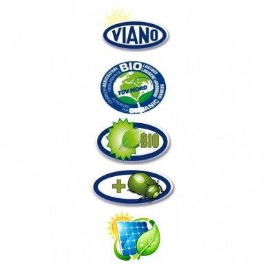 VIANO bio, mineralinės-organinės trąšos levandoms. 2